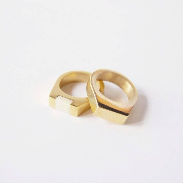 MEYELO Meyelo Mari Solid Ring