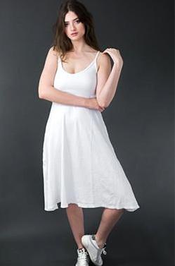 CHRISTINA LEHR Christina Lehr Ballet Cami Dress