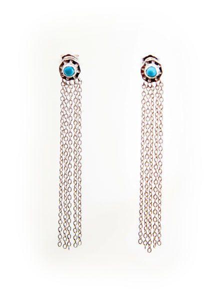 SCOSHA Scosha Wondersun Shower Earrings