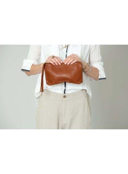 JO HANDBAGS Jo Handbags Stella Large Pouch