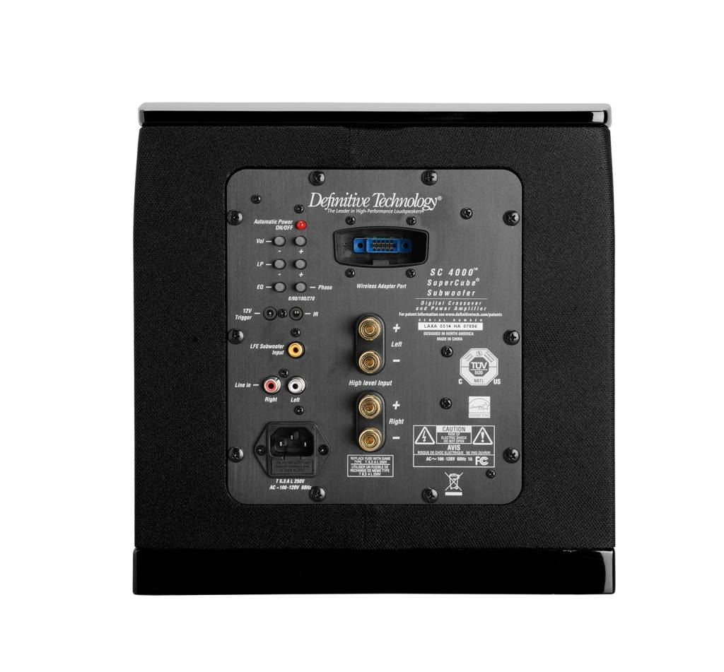 Definitive Technology Super Cube 4000
