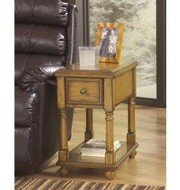Signature Design Breegin, Chairside End Table, Brown T007-430