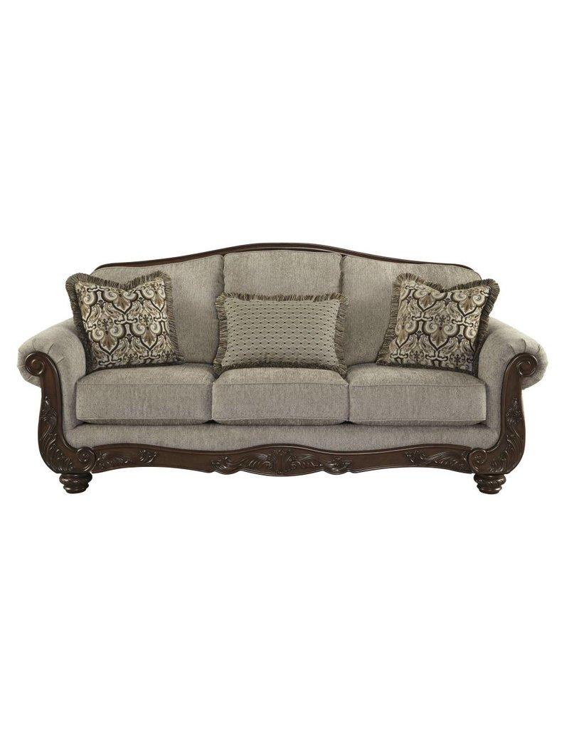 Signature Design Cecilyn, Sofa, Cocoa 5760338