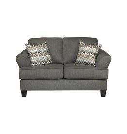 Signature Design Gaylar, Loveseat, Steel 4120135