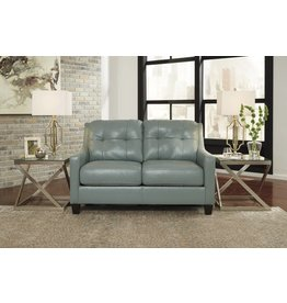 Signature Design O'Kean, Loveseat, Sky 5910335