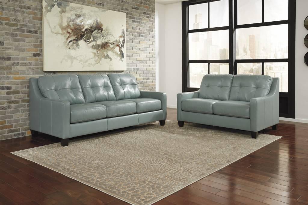 Signature Design O'Kean, Sofa, Sky 5910338