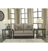 Signature Design Blackwood, Loveseat, Taupe 3350335