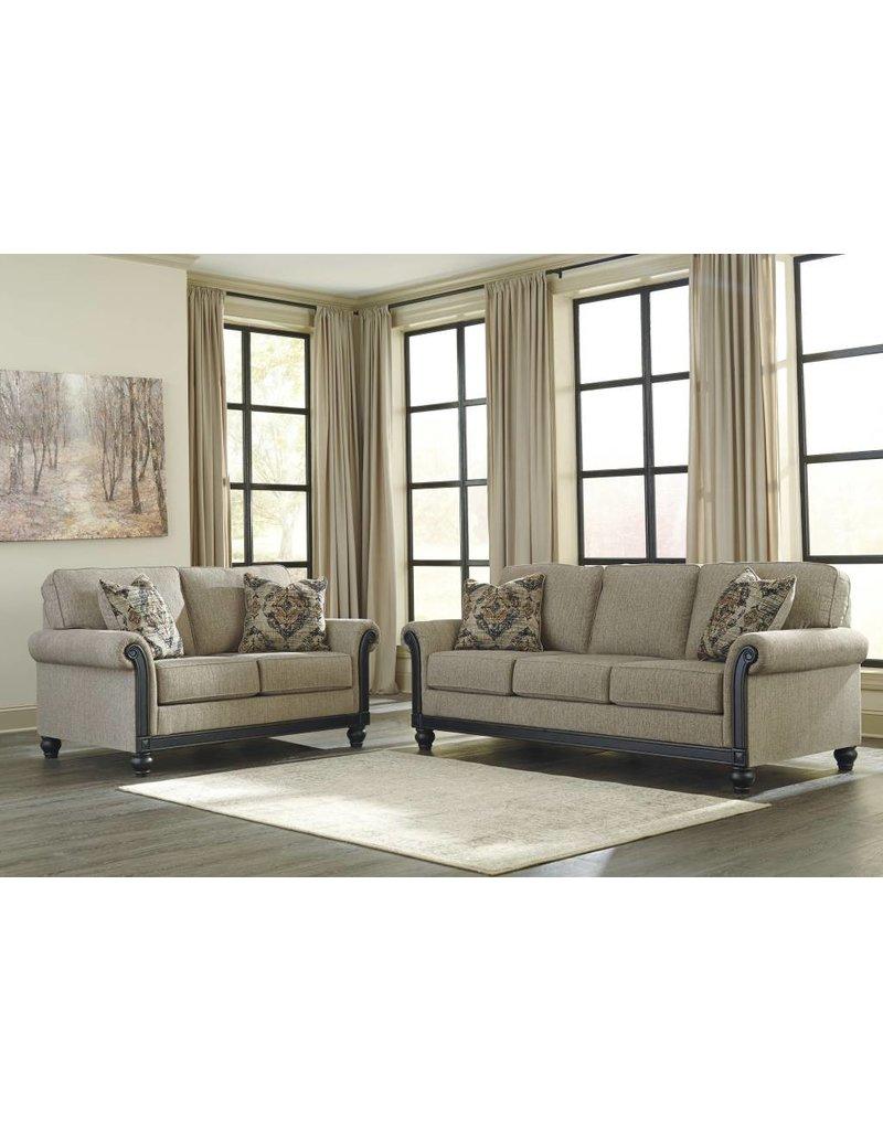 Signature Design Blackwood, Sofa, Taupe 3350338