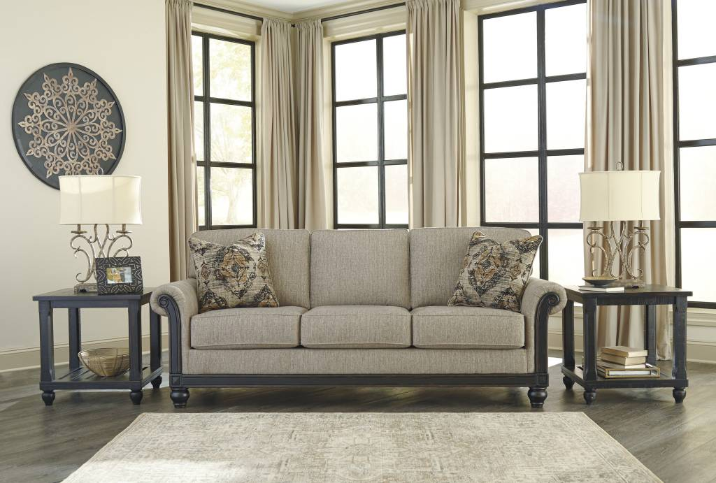 Signature Design Blackwood, Sofa, Taupe 3350338