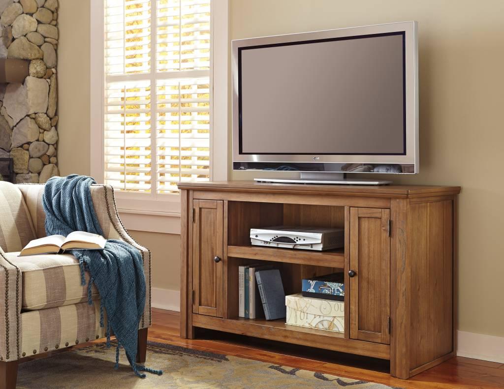 Signature Design Macibery, MediumTV Stand, Light Brown W785-28
