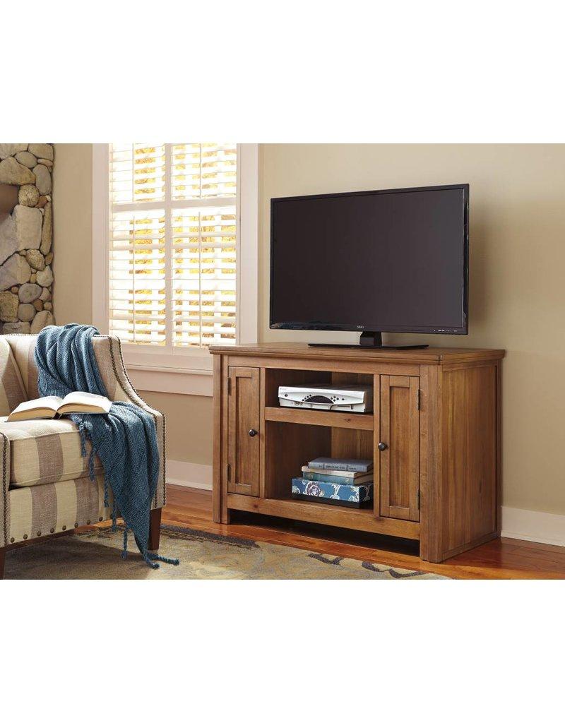 Signature Design Macibery, TV Stand, Light Brown W785-18