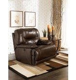 Signature Design Bromley, Rocker Recliner, Brown, 9500025