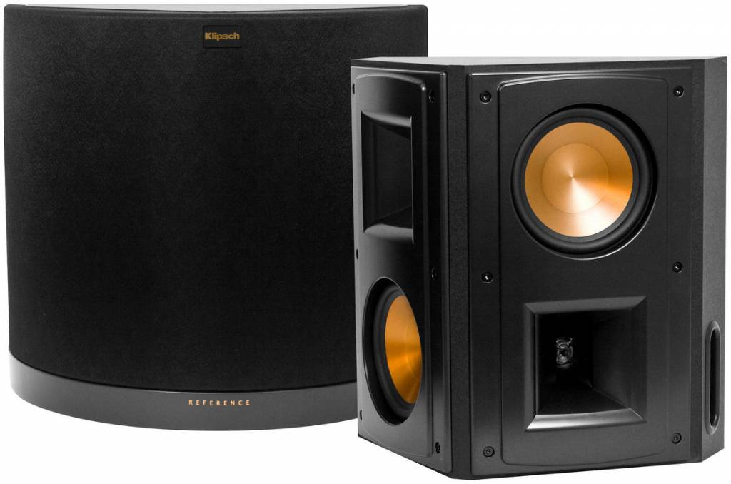 klipsch rs 52 ii home video library electronics. Black Bedroom Furniture Sets. Home Design Ideas