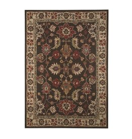 "Signature Design Stavens, Medium Rug 60"" X 96"", Brown, R400102"
