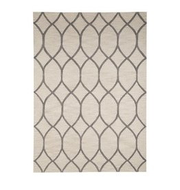 "Signature Design Lauder, Medium Area Rug 60""X96"", Cream, R400432 DISCONTINUED"