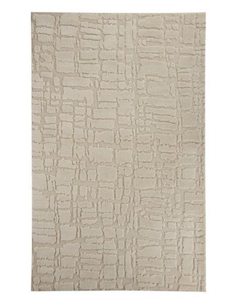 """Signature Design Dugan, Medium Area Rug 60""""X84"""", Cream, R401132"""