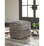 Signature Design Absalom, Pouf, Natural, A1000550