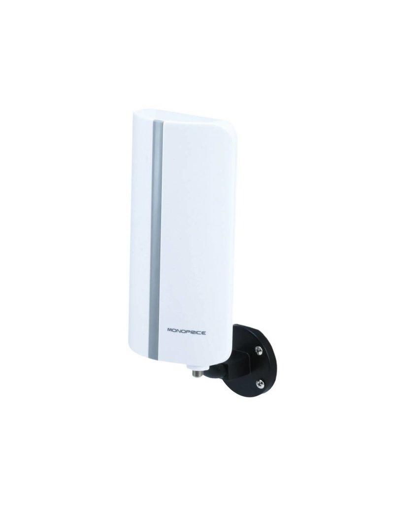 HDTV Indoor / Outdoor Antenna, 25 mile range