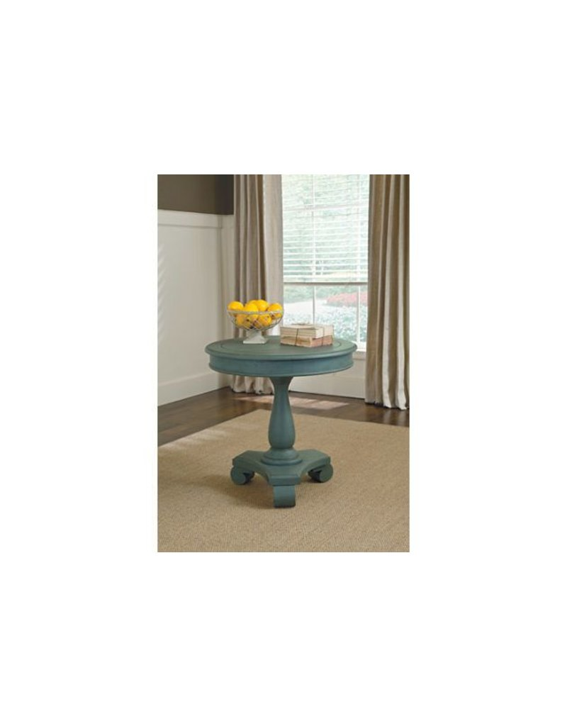 Mirimyn, Accent Table, Soft Blue, T505-308