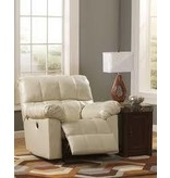 Signature Design Kennard Power Rocker Recliner - Cream, 2900298