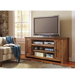 Signature Design Macibery Large TV Stand - Grayish Brown, W785-38