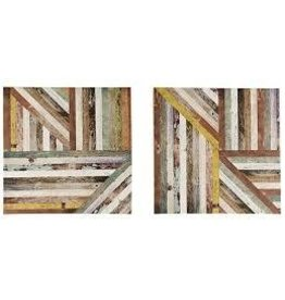 Signature Design Barrick, Accent Wall Art, Set of 2,  A8000089