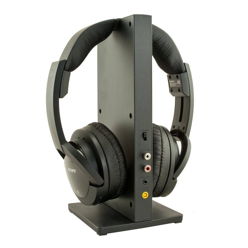 Sony Wireless Tv Headphones User Manual Wire Center 7805circuit1 Mdr Rf985rk Home Video Library Electronics Rh Hvlelectronics Com Headphone Instruction