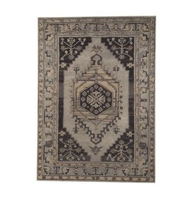"Signature Design Dallan Medium Rug - Gray 60""X96"""