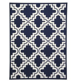 Signature Design Jacory Medium Rug - Navy 5'X6'7""