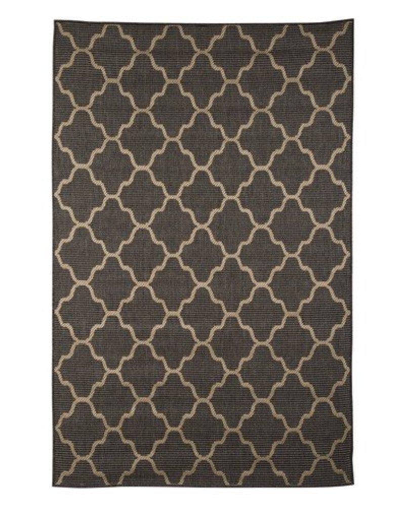 """Signature Design Daponte Large Rug - Gray, 90""""X120"""""""