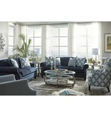 Signature Design LaVernia Sofa - Navy
