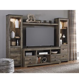 Signature Design Trinell Tall Pier - Brown