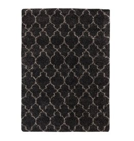 "Signature Design Gate Medium Rug - Black 5'3"" X 7' 5"" R401192"