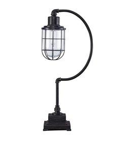 Signature Design Jae Metal Desk Lamp (1/CN) - Antique Black