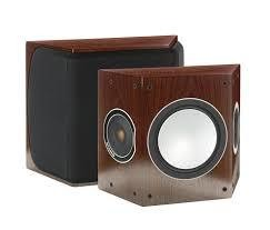 Monitor Silver FX Walnut