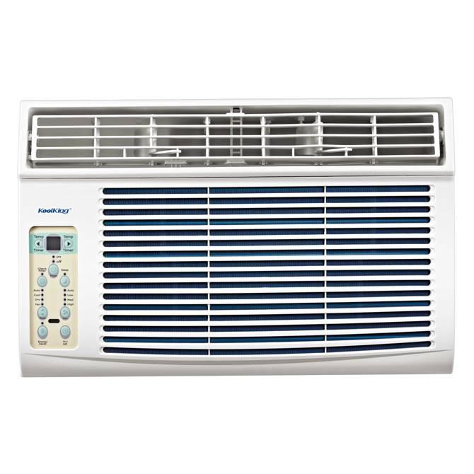 Kool King 8K BTU Window AC Remote