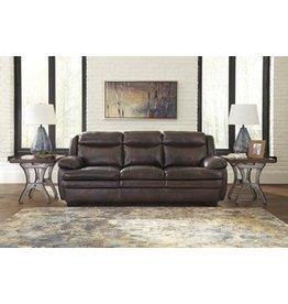 Signature Design Hannalore Leather Sofa 1530438