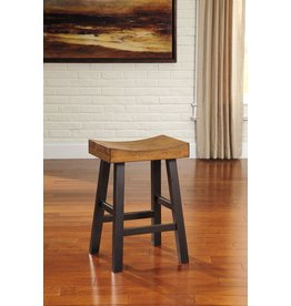 Signature Design Glosco Stool- Two-tone D548-024