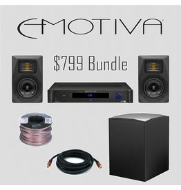Emotiva Hi-Fi Bundle