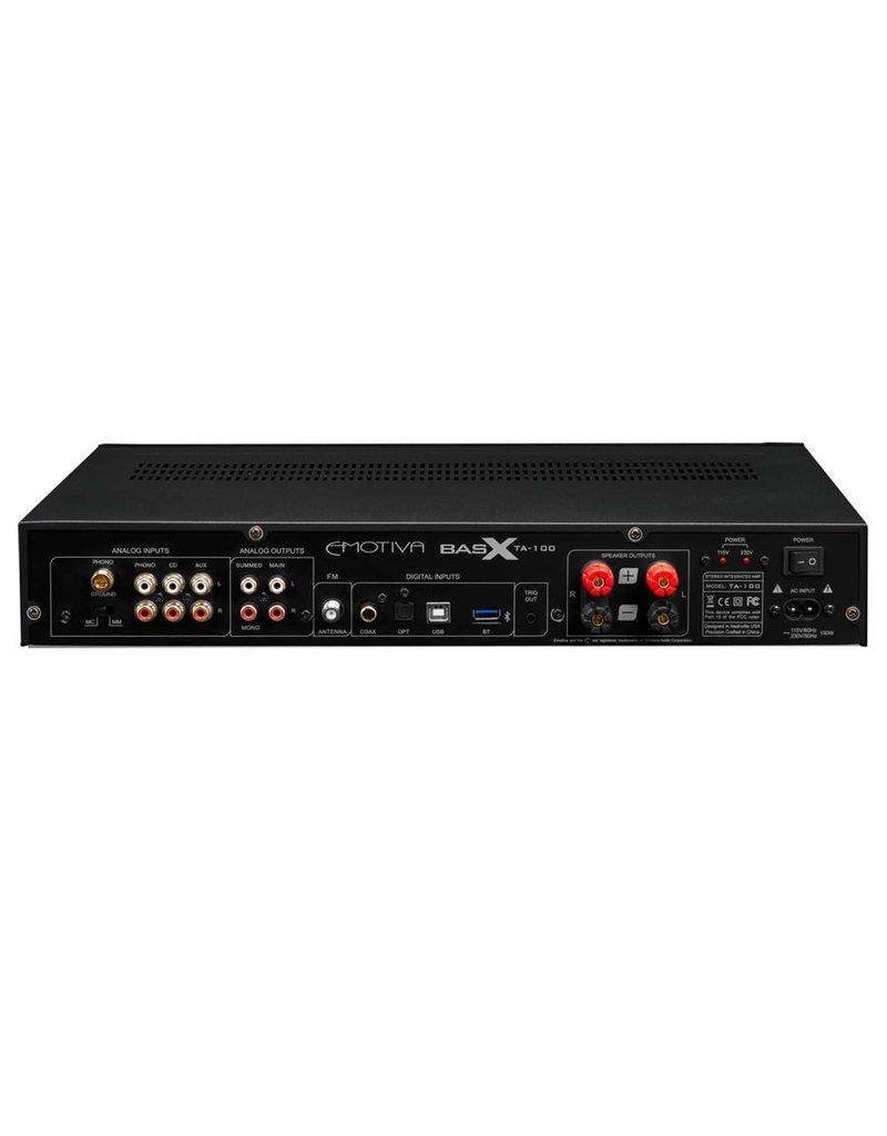 Emotiva Emotiva TA-100 Integrated Amp