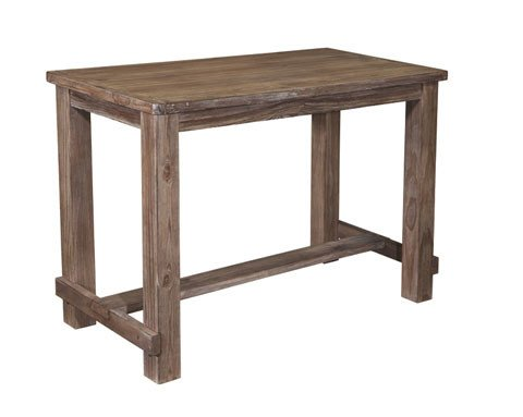 Pinnadel Dining Room Bar Table - Light Brown