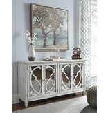 Signature Design T505-562 Mirimyn Accent Cabinet W' Mirror Doors