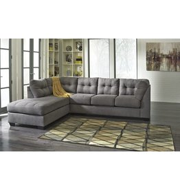 Signature Design Maier Charcoal LAF 2 Piece Sectional 4520016/67