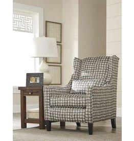 Signature Design Lainier Accent Chair - Walnut