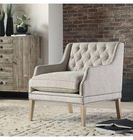 Signature Design Trivia, Accent Chair, Casual- Bone color