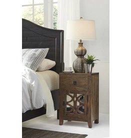 Signature Design Charlowe Night Stand - Brown B013-692