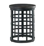 Signature Design Marimon Round End Table - Black