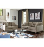 Signature Design Chento Sofa - Jute