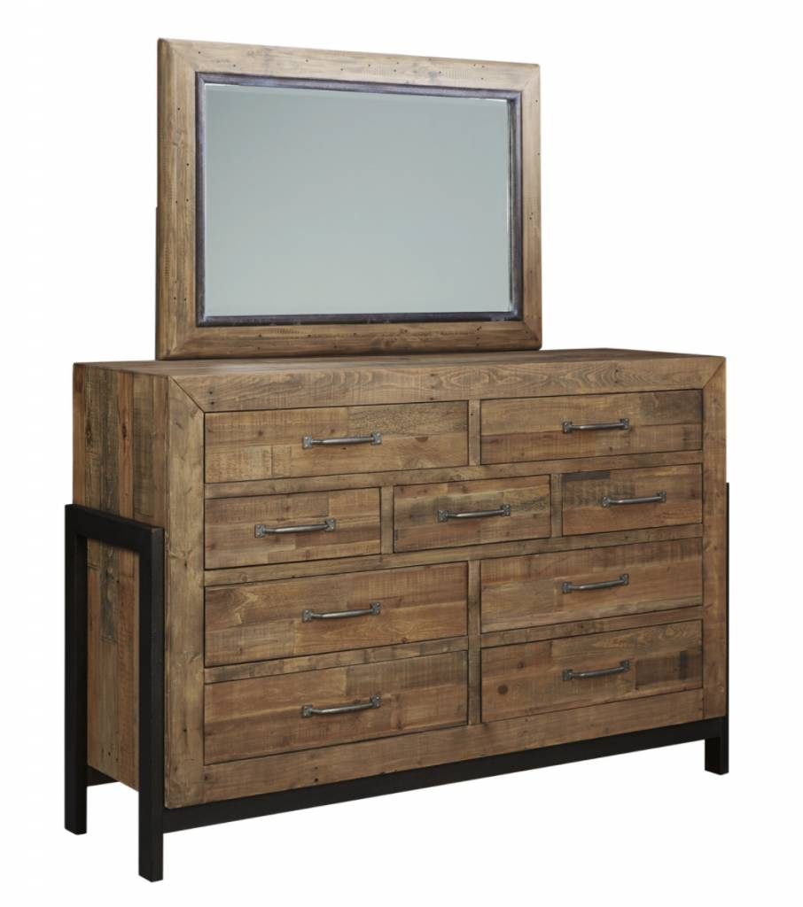 Signature Design Sommerford Dresser - Brown