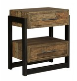Signature Design Sommerford Two Drawer Night Stand - Brown